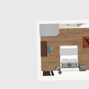 host room 5 Interior Design Render