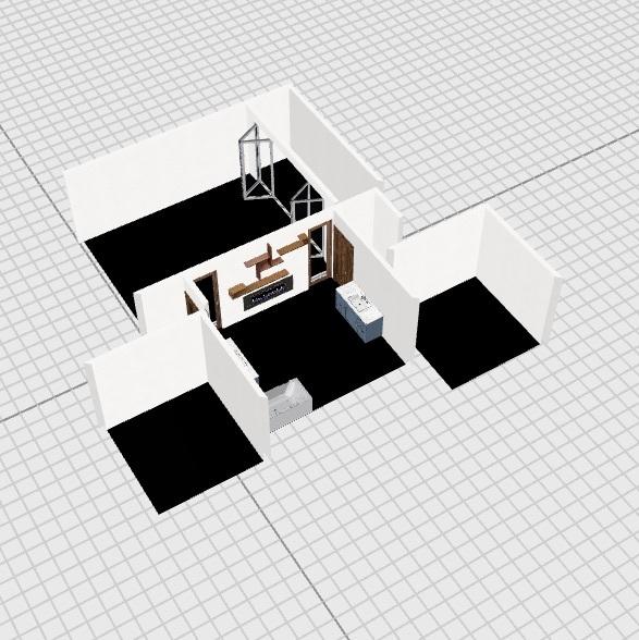 Ideal Master Suite Interior Design Render