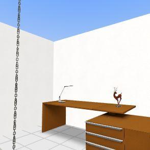 my mum Interior Design Render