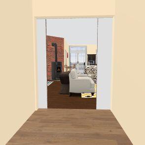 People Barn Interior Design Render