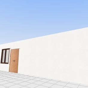 2 bedroom apt Interior Design Render