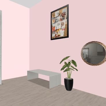 room 2 Interior Design Render