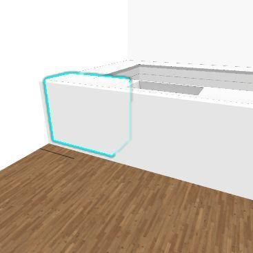 venice apartman Interior Design Render