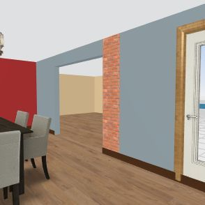 Hobbs2rayplay Interior Design Render