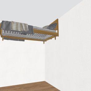 Mini studio Interior Design Render
