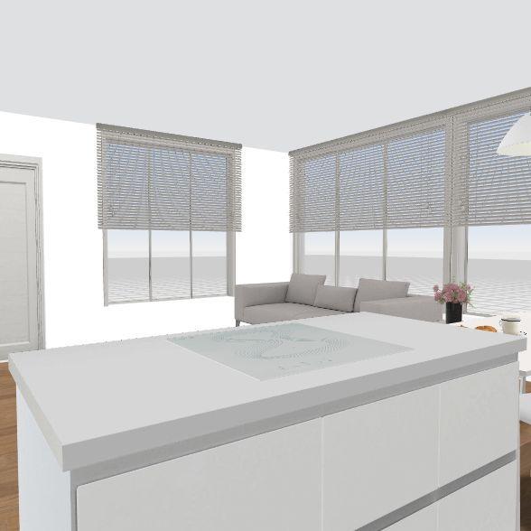 쉐르빌매매2019완성형(12월)창문 오픈 Interior Design Render