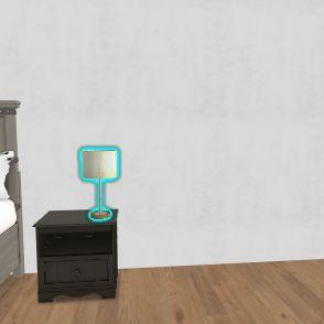 2nd House Interior Design Render