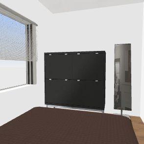 cabañas Interior Design Render
