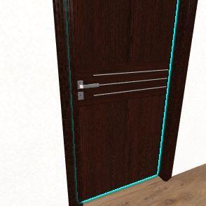 damians house Interior Design Render
