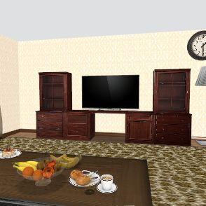 моя работа5 Interior Design Render