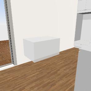 maison ski Interior Design Render