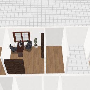 Klamry Interior Design Render
