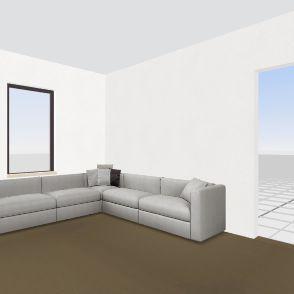 SMITH LOFT Interior Design Render