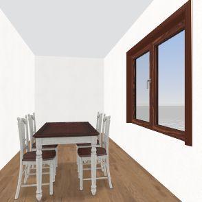my home Interior Design Render