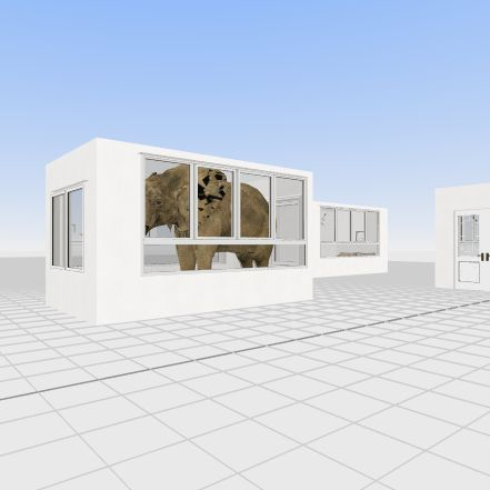 tiny 102 Interior Design Render