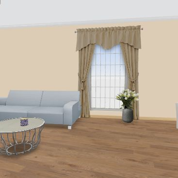 Проект №1 Interior Design Render