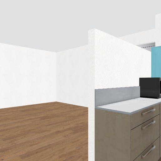 Pampusék 3 Interior Design Render