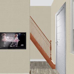 Австралия вариант 3 Interior Design Render