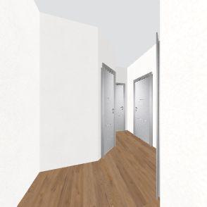 Manca poco Interior Design Render