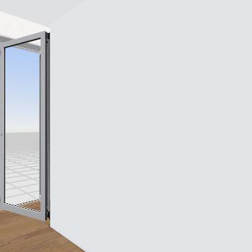 SALAO COM LOJA Interior Design Render