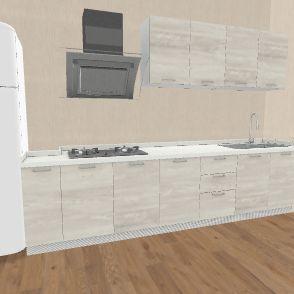 casa de Mencía Interior Design Render