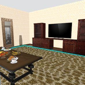 моя работа2 Interior Design Render