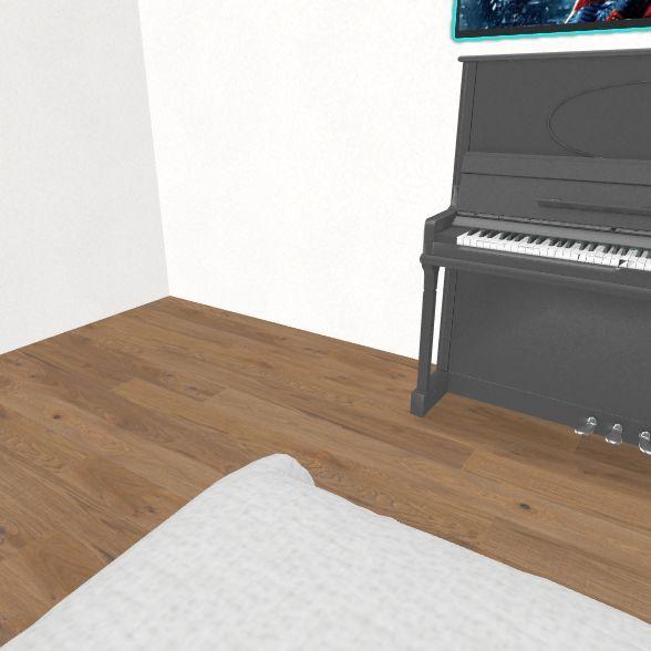 pokoje Interior Design Render