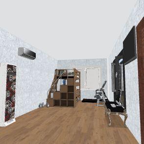 casa de jaime Interior Design Render