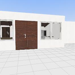 kyle house Interior Design Render