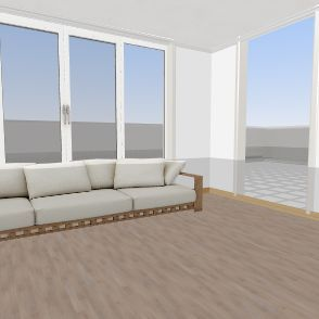 bahay ni maam mercy Interior Design Render
