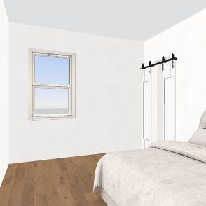 Hubbard st SW v2 Interior Design Render