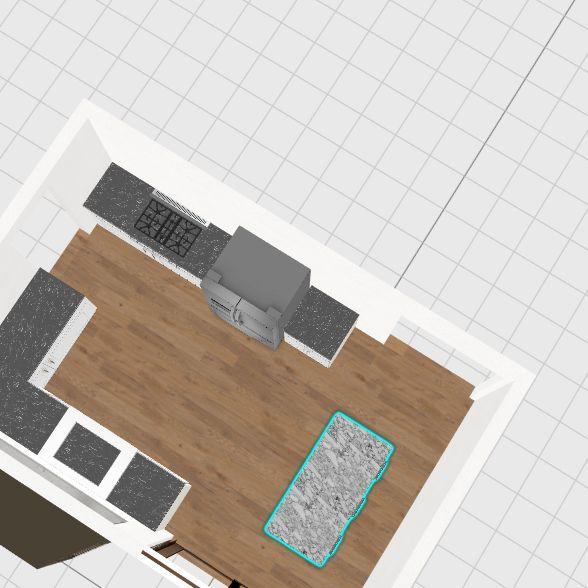 Kitchen2 Interior Design Render
