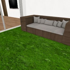 Jani ház uj konyha  Interior Design Render