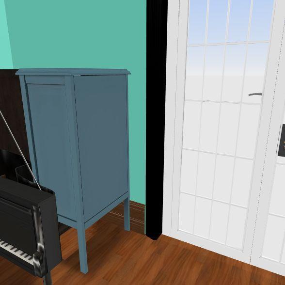 Playin Around Interior Design Render