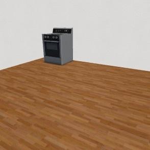 Casa A - Modulo 1 Interior Design Render