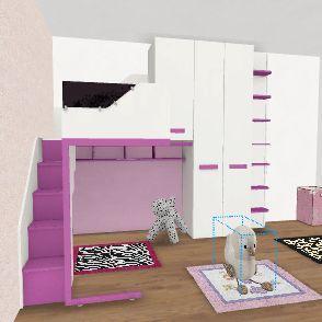 mimina soba Interior Design Render