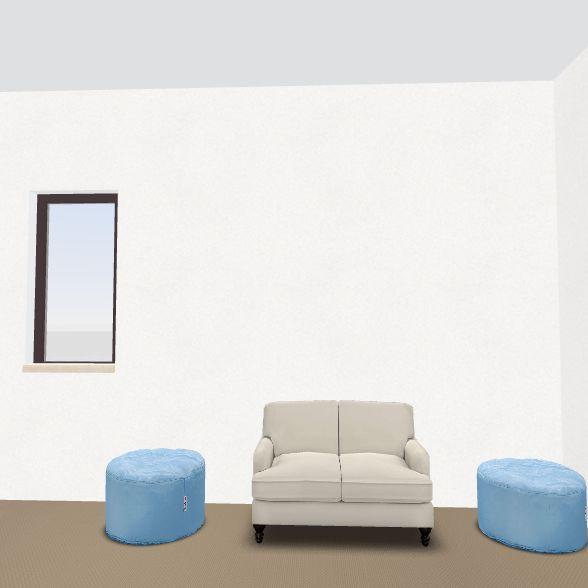 Ashley Play Room Interior Design Render