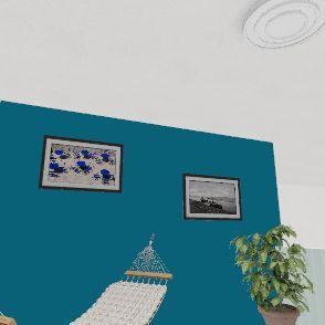 projeto casa carol cotas Interior Design Render