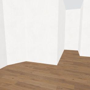 FRIENDS apartment Interior Design Render