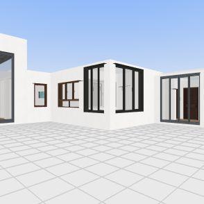ник1 Interior Design Render