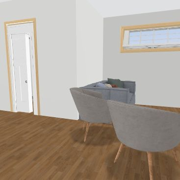 extansion Interior Design Render
