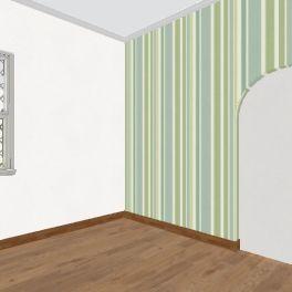 family big Interior Design Render