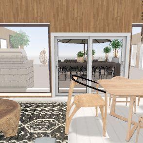 our camp Interior Design Render