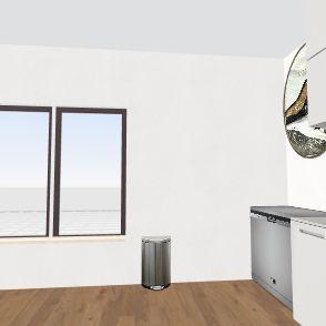Cabin Thomas Interior Design Render