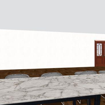 TESTROM Interior Design Render