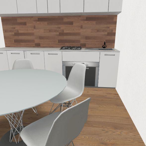 Innovation Project Interior Design Render