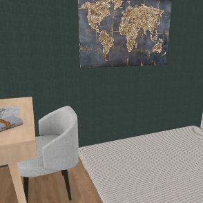 soba lux Interior Design Render