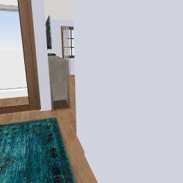 UNIT 555 Interior Design Render