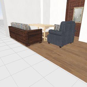 Byers house Interior Design Render