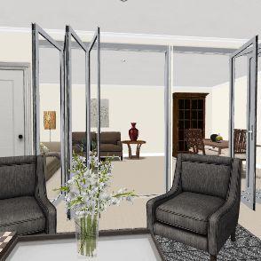302 Knightsbridge Interior Design Render
